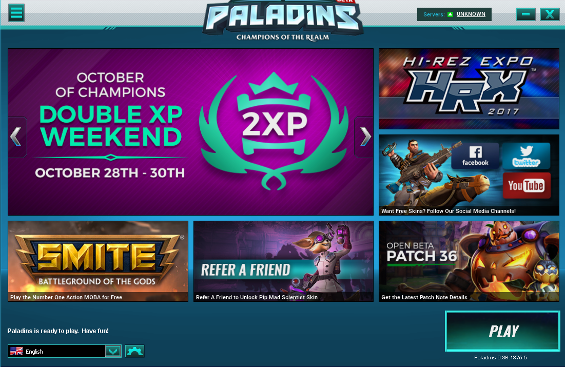 Running Paladins on GNU/Linux with PlayOnLinux (wine) | ITrench